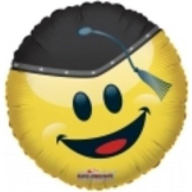 45 cm-es ballagó smile fej