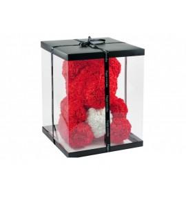 Virágmaci piros
