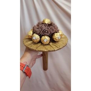 Ferrero Csokor habrózsával