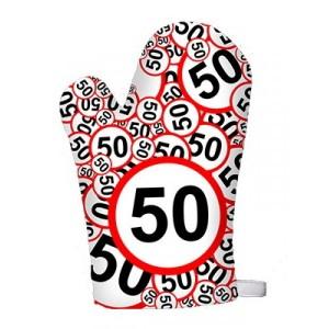 Sebességkorlátozó fogókesztyű 50-es