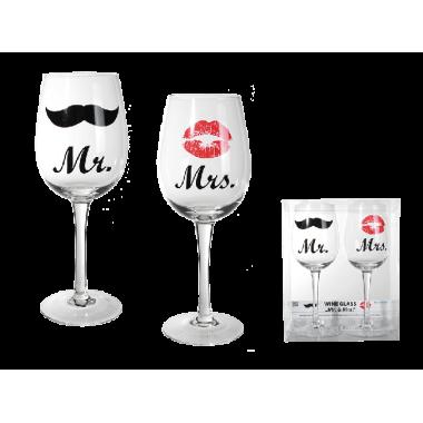 Mr.& Mrs. borospohár szett