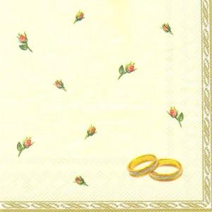 Esküvői szalvéta