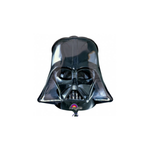 SuperShape -Star Wars -Darth Vadersisak fólia lufi