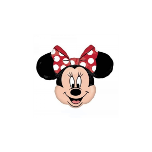 SuperShape - Minnie fej fólia lufi