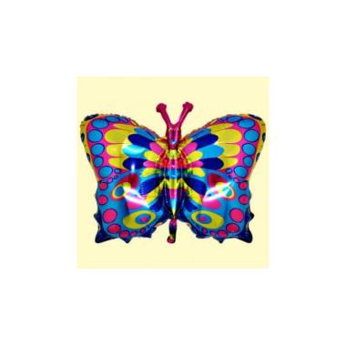 Fóliás lufi pillangó