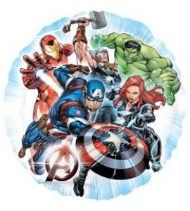 17 inch-es Bosszúállók - Avengers Fólia Lufi