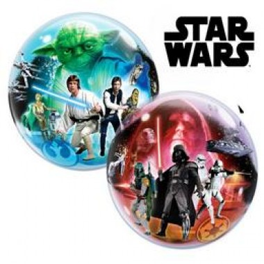 22 inch-es Disney Star Wars Bubbles Lufi
