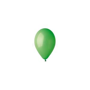 12 inch-es fűzöld gumi léggömb