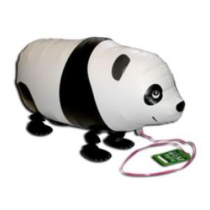 Sétáló Panda Lufi