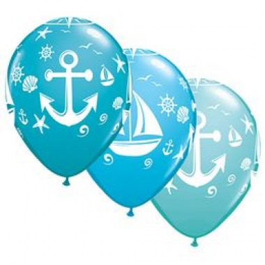 11 inch-es Nautical Sailboat & Anchor Special  Lufi
