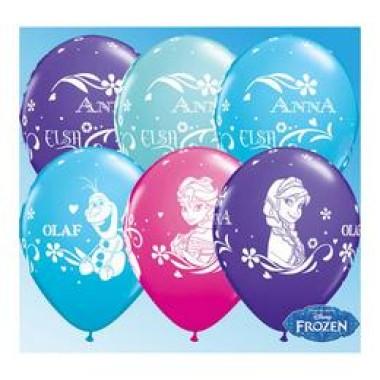 11 inch-es Jégvarázs - Anna, Elsa és Olaf Lufi