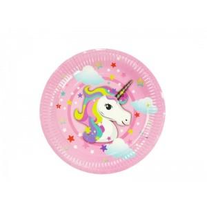 Unicornis, Party tányér csomag,