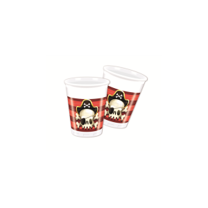 Kalóz pohár