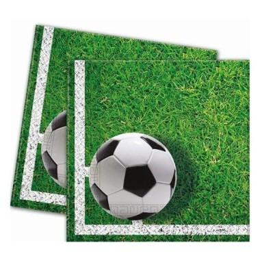 Parti szalvéta focis
