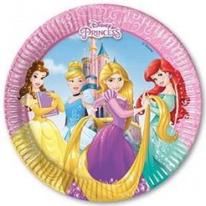 Disney Hercegnők tányér