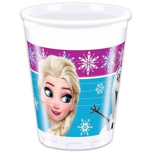 Jégvarázs műanyag pohár 8 db-os