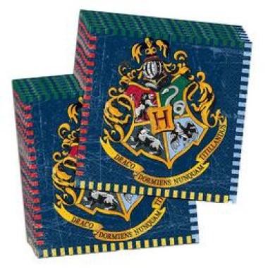 Harry Potter Parti Szalvéta - 33 cm x 33 cm, 16 db-os