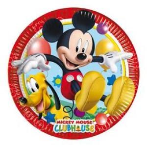 Mickey tányér