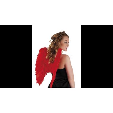 Angyalszárny 50 x 80 cm piros