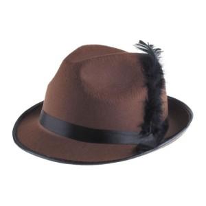 Tollas textil vadász kalap