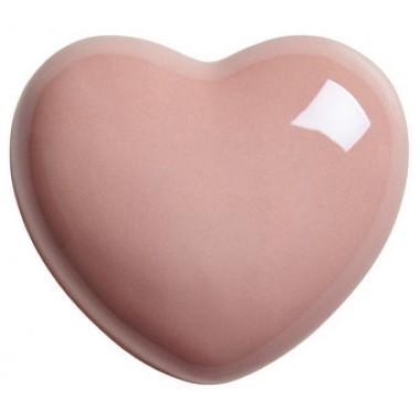 Dekor szív rózsaszín