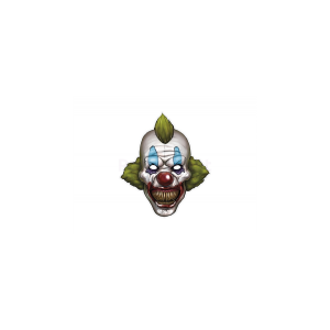 Félelmetes bohóc maszk