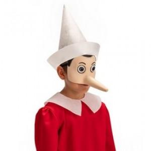 Pinokkió Maszk