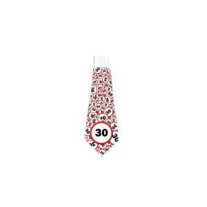 Sebességkorlátozó nyakkendő 30-as