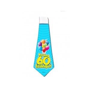 60. Születésnapi nyakkendő