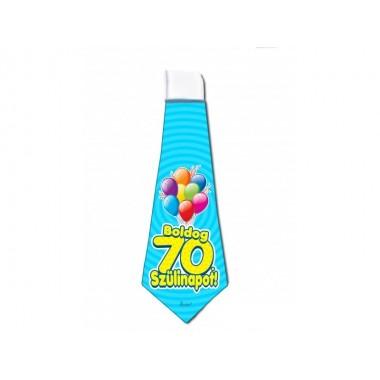 70. Születésnapi nyakkendő