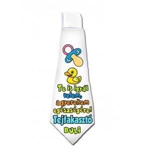 Nyakkendő tejfakasztó
