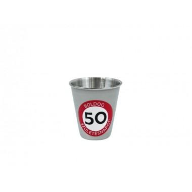 50-es feles pohár