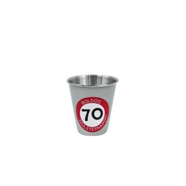 70-es feles pohár