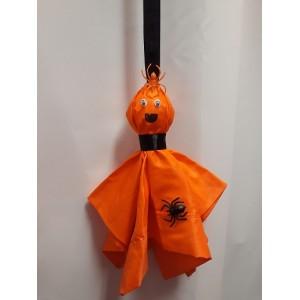 Halloween-re tök dekoráció