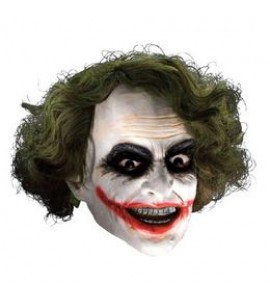 Joker Maszk Hajjal