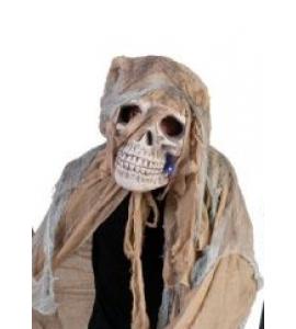 Világítós csontváz jelmez felnőtt