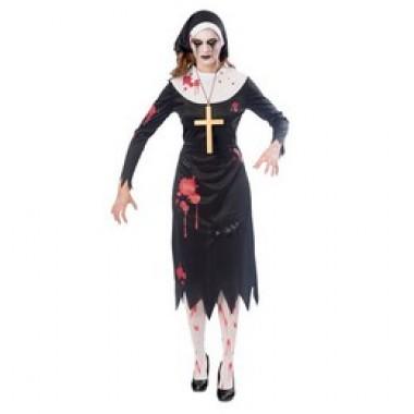 Véres Apáca Jelmez Halloween-re, S-es