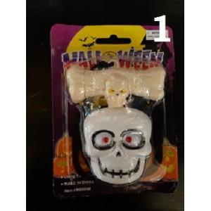Halloween-re világító nyaklánc