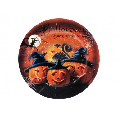 Halloween tányér