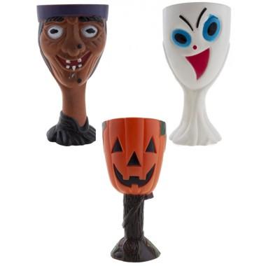 Halloween-ra boros pohár