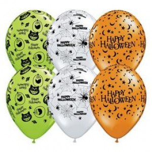 11 inch-es Halloween Assortment Lufi