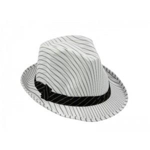 Gengszer kalap csíkos