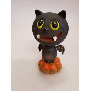 Halloween denevér figura
