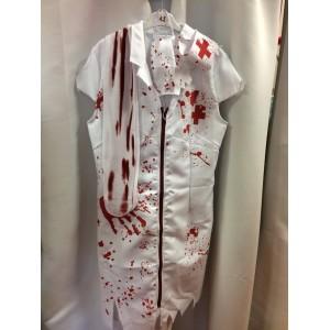 Véres nővérruha