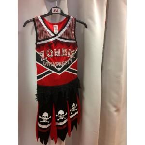 Halálfejes Zombie ruha