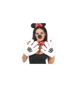 Mickey, Minnie kesztyû