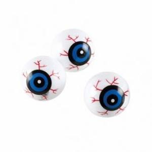 Halloween-re szemgolyó