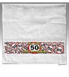 Törölköző 50-es