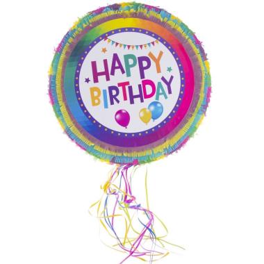 Pinyata Happy Birthday 50cm