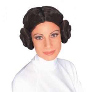 Star Wars - Leia Hercegnő Paróka